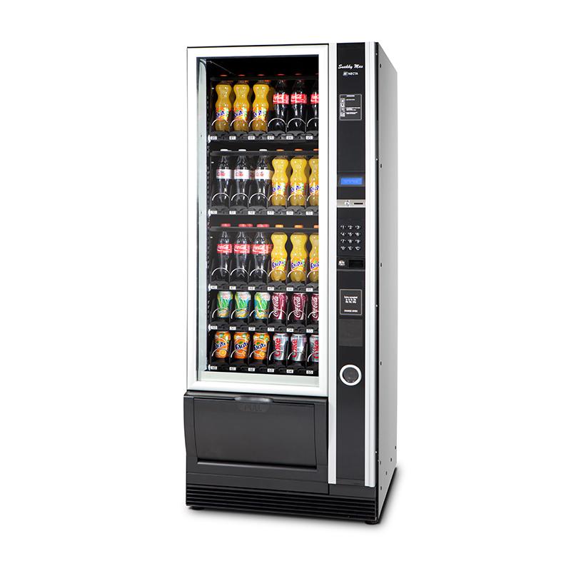 soda machine dimensions